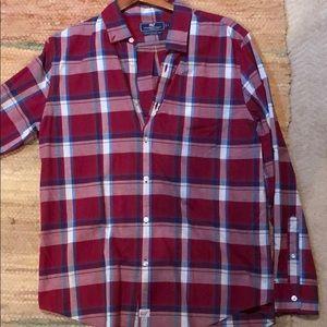 Vineyard Vines Collared Long Sleeve Shirt